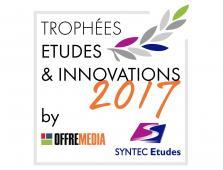 - Trophées Etudes et Innovations organisés par OFFREMEDIA et Syntec Etudes