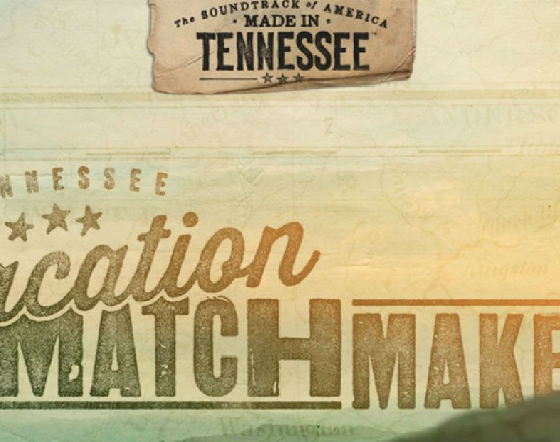 Tennessee vacation matchmaker