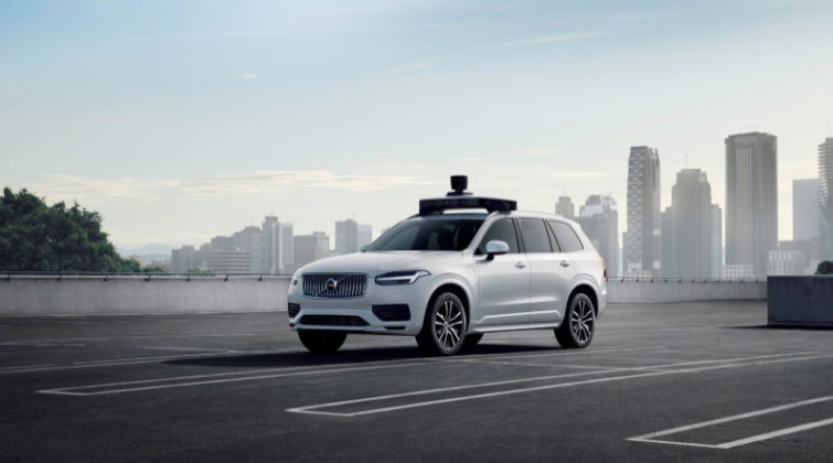 The comeback of Uber self-driving cars