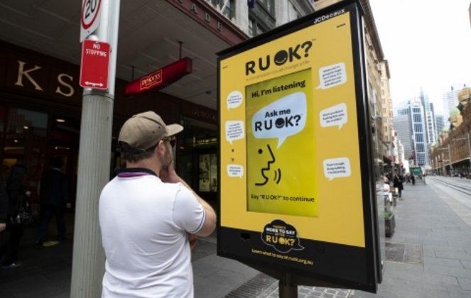 R U OK? : A life-changing conversation!