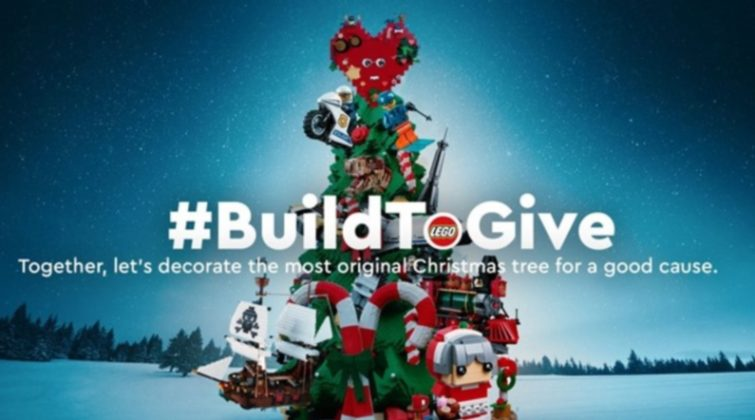 Build To Give with LEGO