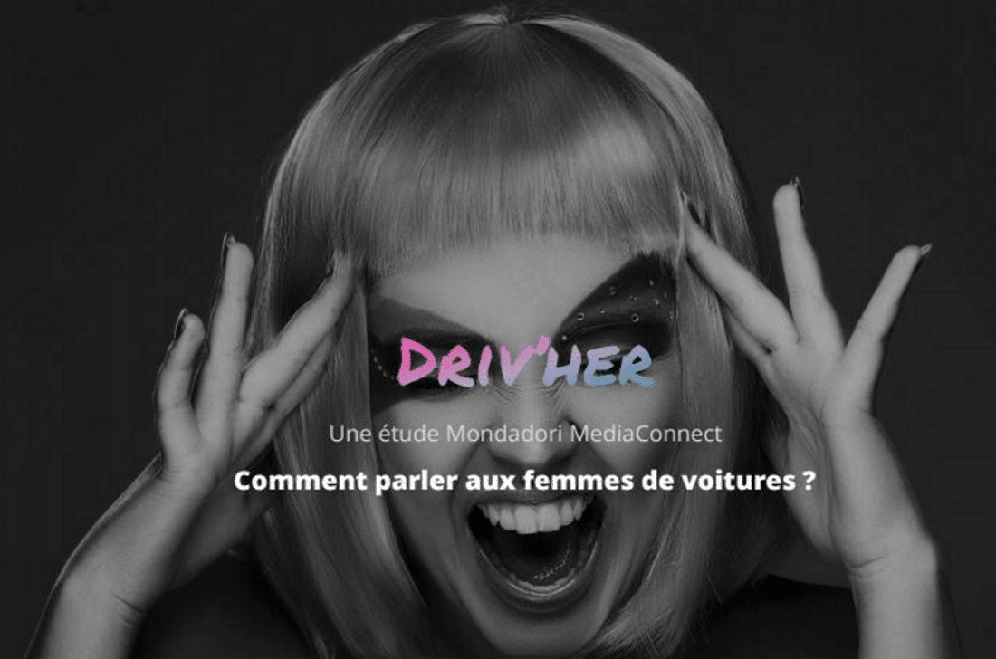 Driv'her - iligo Mondadori Media Connect
