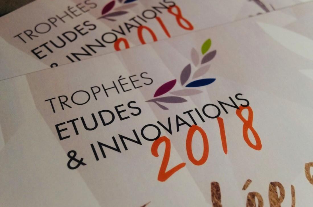 Trophées Études & Innovations 2018