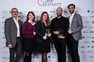 Olivier Goulet - Grand Prix Data & Créativité