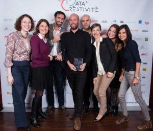Grand Prix Data & Créativité